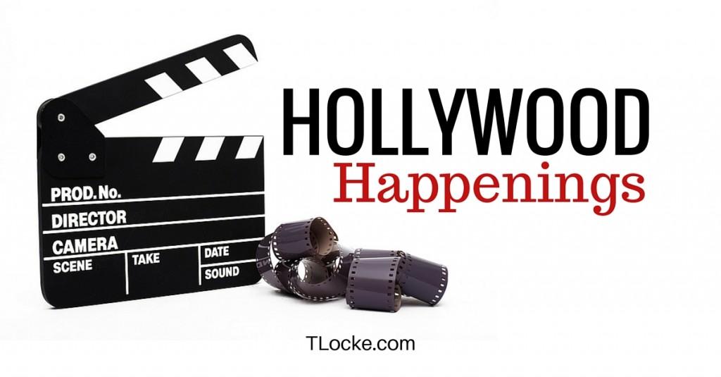 Hollywood Happenings - Thomas Locke