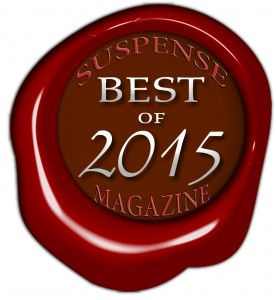 "Suspense Magazine names TRIAL RUN by Thomas Locke a ""Best of 2015"" book in the Thriller/Suspense category"