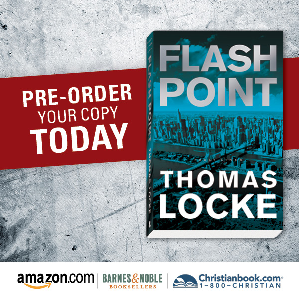 Flash Point by Thomas Locke